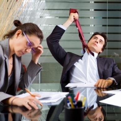آزمون استرس شغلی