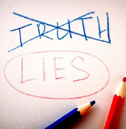 دروغ هایی که به خود میگوییم